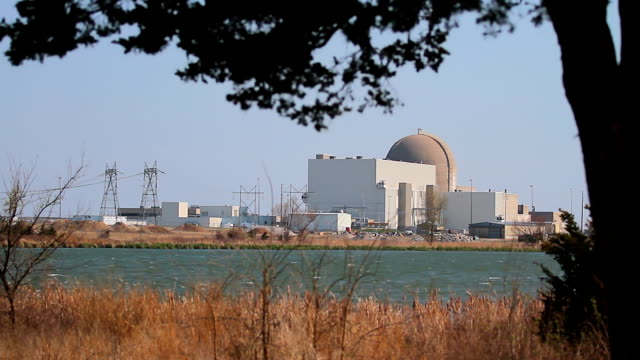 nuclear power plant - nuclear power station stock videos & royalty-free footage