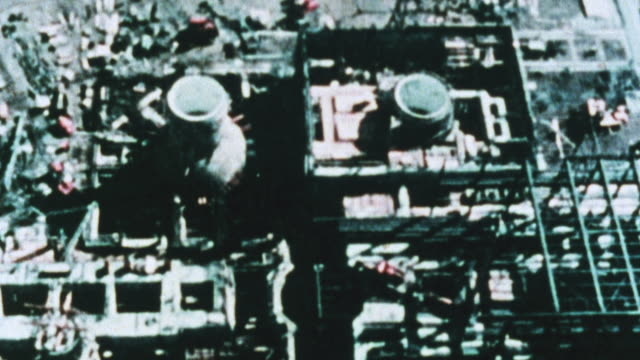 1981 MONTAGE Nuclear power plants