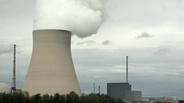 Nuclear Power Station (Real Time)