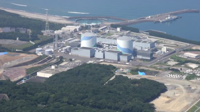 a nuclear reactor in southwestern japan resumed operation thursday becoming the second unit to restart after the government tightened safety... - in front of stock videos & royalty-free footage