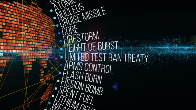 nuclear weapons terms - weapons of mass destruction stock videos and b-roll footage
