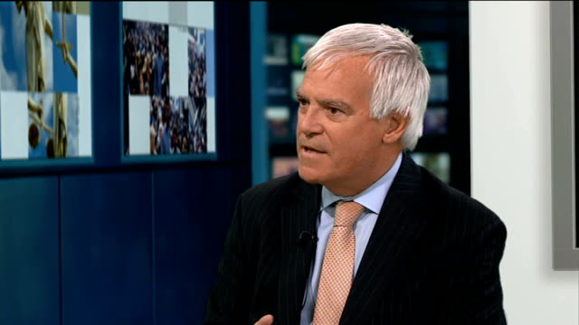 Nuffield Trust warns NHS could face funding crisis before next general election ENGLAND London GIR INT Andy McKeon LIVE STUDIO interview SOT