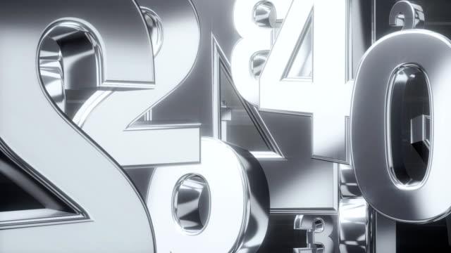 Nummer Roll-Silber