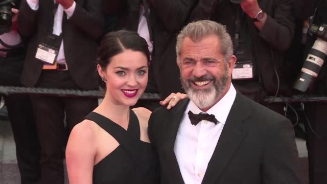 Numerous stars walked the red carpet at the Cannes film festival on Sunday for the closing ceremony