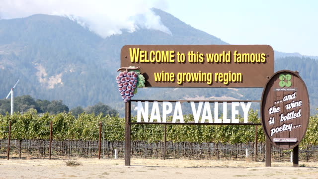 Nuns Fire Napa County