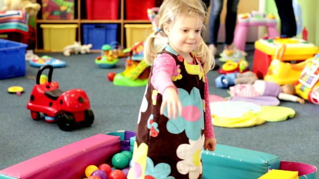 Nursery で楽しむプレイタイム