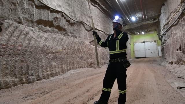 nutrien potash mine in saskatoon saskatchewan canada on monday august 12 2019 - saskatchewan stock videos and b-roll footage