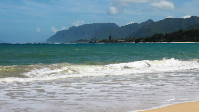 Oahu seeseitigen Küste Aussicht HD