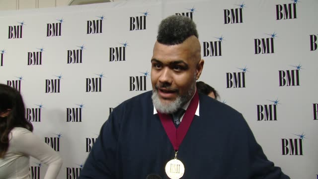 oak felder on what it takes to be a songwriter, the secret to writing a timeless pop song at 66th annual bmi pop awards in los angeles, ca 5/8/18 - eternity stock videos & royalty-free footage