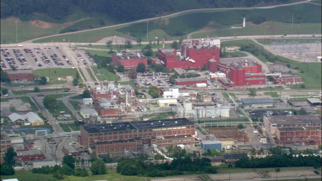 oak ridge nuclear facility - oak stock videos and b-roll footage