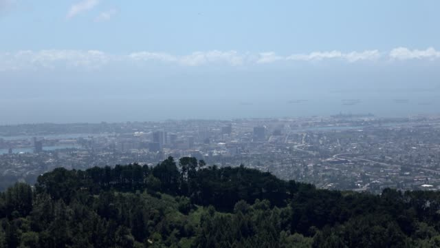 oakland aerial - emeryville stock videos & royalty-free footage