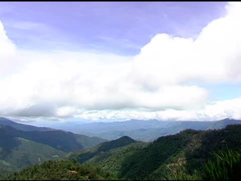 オアハカメキシコ山脈