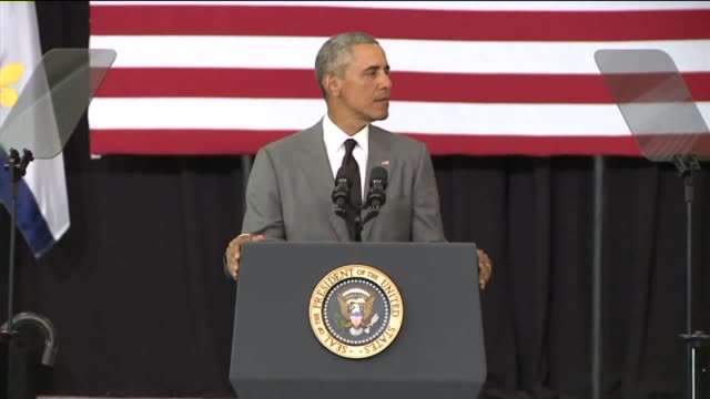 obama speaking at hurricane katrina 10th anniversary on august 27, 2015 in new orleans, louisiana. - president stock videos & royalty-free footage