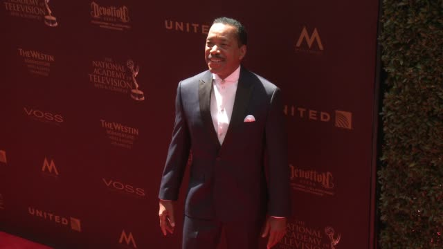 Obba Babatunde at 43rd Annual Daytime Emmy Awards at Westin Bonaventure Hotel on May 01 2016 in Los Angeles California