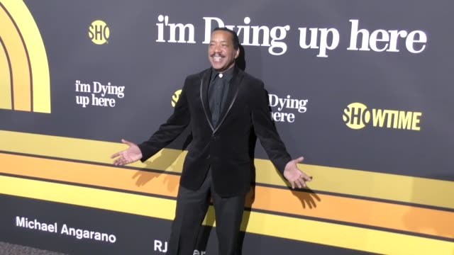 obba babatunde at the premiere of showtime's 'i'm dying up here' - arrivals on may 31, 2017 in los angeles, california. - showtime video stock e b–roll