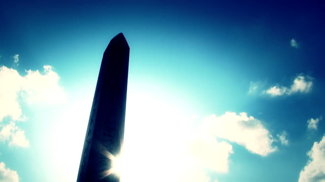 obelisk in istanbul - obelisk stock-videos und b-roll-filmmaterial