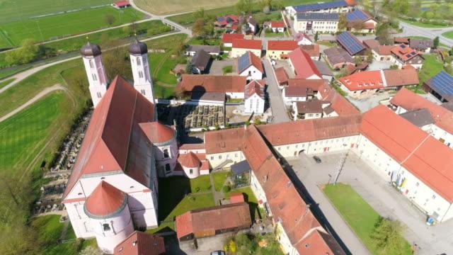 Iglesia del monasterio de Oberaltaich en Baviera más baja