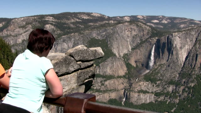 HD: Observing Yosemite valley