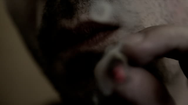 obsessive joint smoker - drug cartel stock videos and b-roll footage