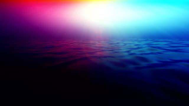 ocean 4k loop - spectrum stock videos and b-roll footage