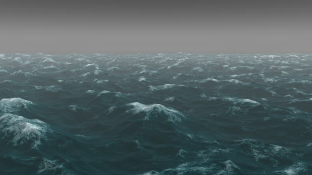 ocean and storm