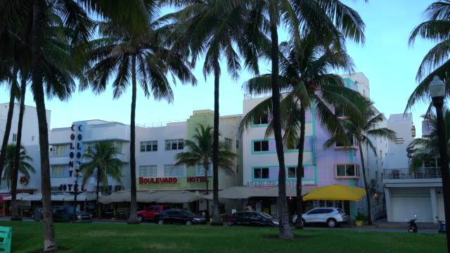 Ocean Drive, South Beach, Miami Beach.