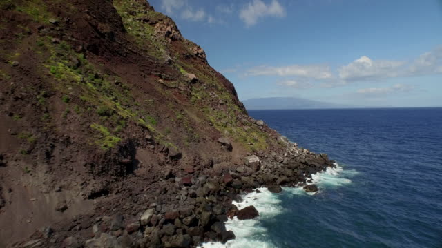 ocean of the galapagos - galapagos islands stock videos & royalty-free footage