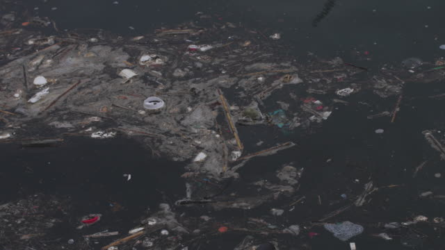 Mar la contaminación