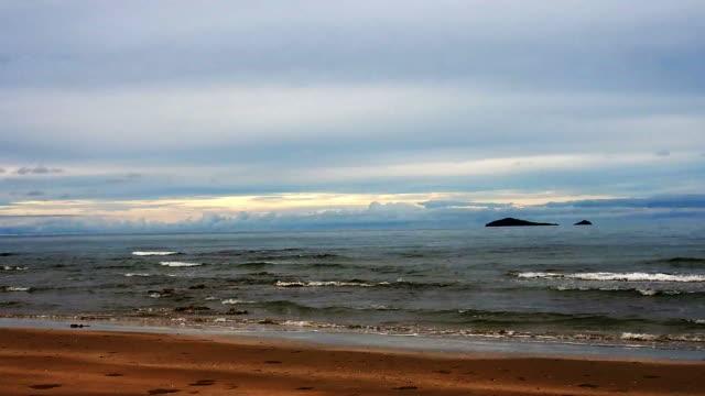 Ozean Seelandschaft scenic ab Ao Nang (Krabi)