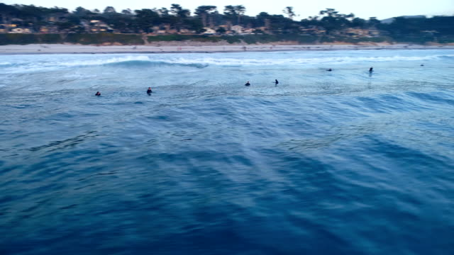 ocean - carmel california stock videos and b-roll footage