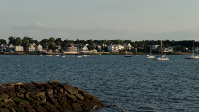 Ocean views from bay