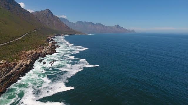 ocean views - coastal road stock videos & royalty-free footage