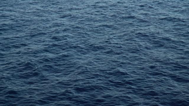 ocean water - full frame video stock e b–roll