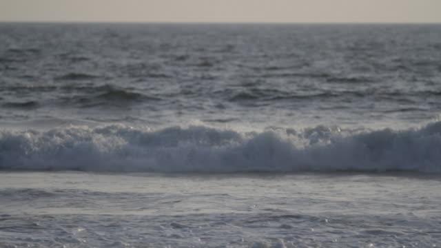 Ocean wave in super slow motion