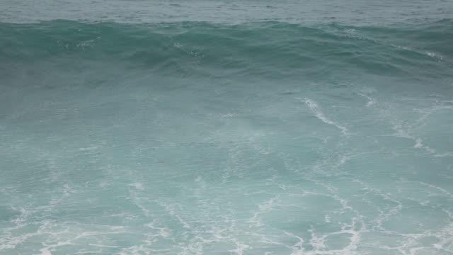 stockvideo's en b-roll-footage met ocean wave - hoog