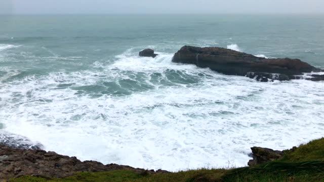 Wellen, Meer