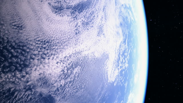 oceans of the earth - satellite view stock videos & royalty-free footage