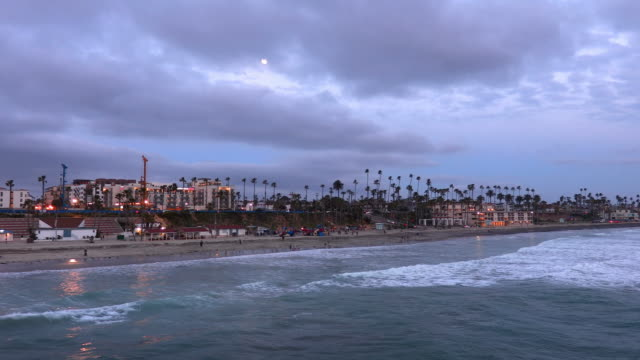 oceanside, california - oceanside stock videos and b-roll footage