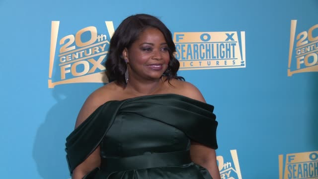 Octavia Spencer at 20th Century Fox Fox Searchlight Oscars Party 2018 at TAO on March 04 2018 in Los Angeles California