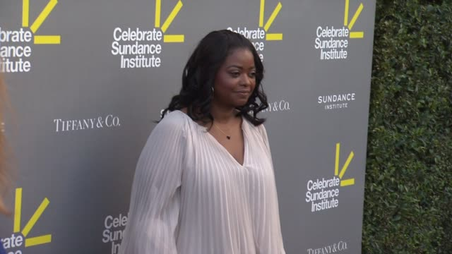Octavia Spencer at 3rd Annual 'Celebrate Sundance Institute' Los Angeles Benefit Honoring Roger Ebert Ryan Coogler on 6/6/13 in Los Angeles CA
