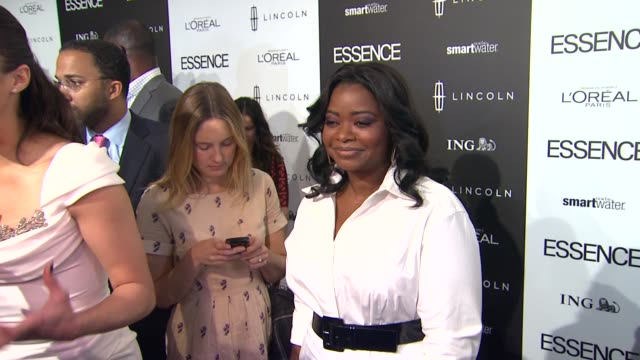 Octavia Spencer at 5th Annual ESSENCE Black Women In Hollywood Luncheon on 2/23/2012 in Beverly Hills CA