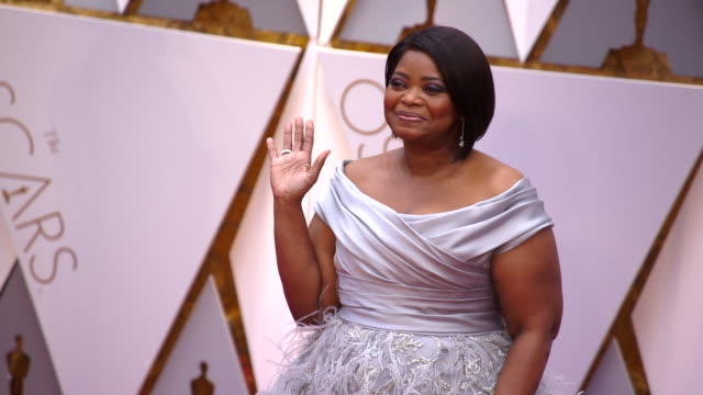 Octavia Spencer at 89th Annual Academy Awards Arrivals at Hollywood Highland Center on February 26 2017 in Hollywood California 4K