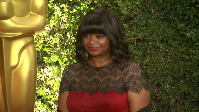 Octavia Spencer at Academy Of Motion Picture Arts And Sciences' Governors Awards in Hollywood CA on