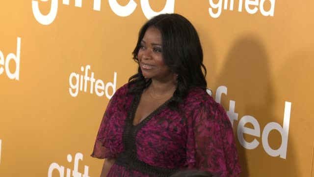Octavia Spencer at 'Gifted' Los Angeles Premiere Presented By Fox Searchlight at Pacific Theatres at The Grove on April 04 2017 in Los Angeles...