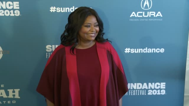 octavia spencer at 'luce' premiere 2019 sundance film festival at library center theater on january 27 2019 in park city utah - luce stock videos & royalty-free footage