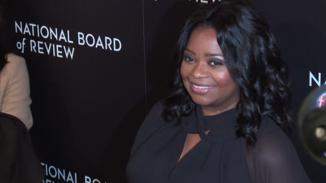 Octavia Spencer at National Board Of Review Gala at Cipriani 42nd Street on January 04 2017 in New York City