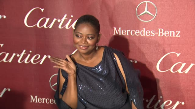 Octavia Spencer at The 23rd Annual Palm Springs International Film Festival Awards Gala on 1/7/2012 in Palm Springs CA