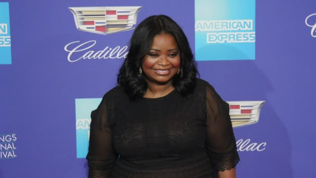 Octavia Spencer at the 29th Annual Palm Springs International Film Festival Awards Gala at Palm Springs Convention Center on January 02 2018 in Palm...