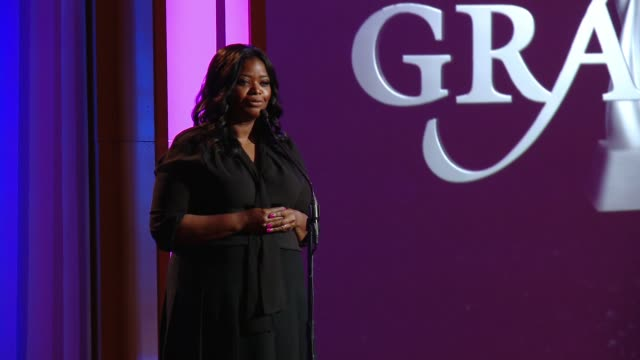 SPEECH Octavia Spencer at The 41st Annual Gracie Awards in Los Angeles CA