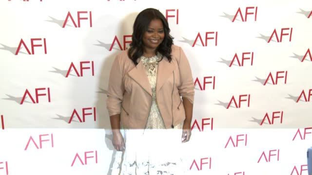 Octavia Spencer at the AFI Awards Luncheon on January 05 2018 in Los Angeles California